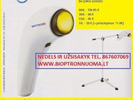 Bioptron Pro1 ir compact Nuoma Su Stovu - nuotraukos Nr. 3