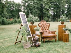 Vestuvių papuošimas ir visos floristikos paslaugos - nuotraukos Nr. 4