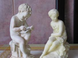 Erotine statulele gal plastmase. berniukas alabast