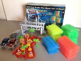 Magic tracks žaislas vaikams - nuotraukos Nr. 3