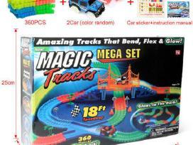 Magic tracks žaislas vaikams - nuotraukos Nr. 2