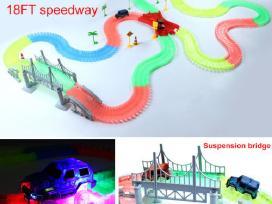 Magic tracks žaislas vaikams - nuotraukos Nr. 17