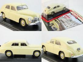 Легендарные советские aвтомобили 1/24 - nuotraukos Nr. 2