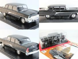 Легендарные советские aвтомобили 1/24 - nuotraukos Nr. 4