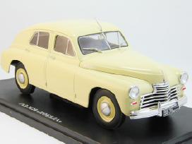 Легендарные советские aвтомобили 1/24 - nuotraukos Nr. 7