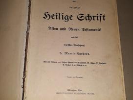 Biblija vokiečių kalba - nuotraukos Nr. 4