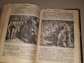 Biblija vokiečių kalba - nuotraukos Nr. 7