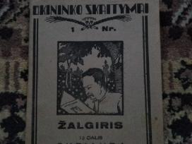 Senos retos knygos - nuotraukos Nr. 17