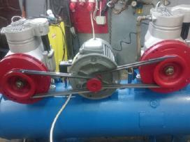 Oro kompresoriu remontas,gamyba,atsargines detales