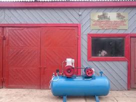 Oro kompresoriu remontas,gamyba,atsargines detales - nuotraukos Nr. 4