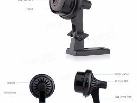 Mini WiFi Ip kamera Q6 - nuotraukos Nr. 2