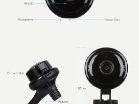 Mini WiFi Ip kamera Q6 - nuotraukos Nr. 6