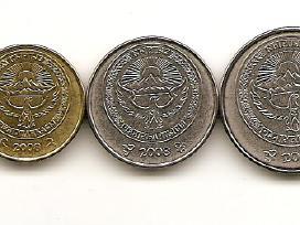 Kirgizijos monetu rinkinukas - nuotraukos Nr. 2