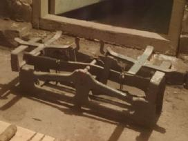 Dildės, replės, santechniniai raktai (cangės) - nuotraukos Nr. 5