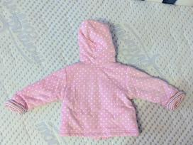 Šilta striukė 3 mėn. mergaitei - nuotraukos Nr. 2