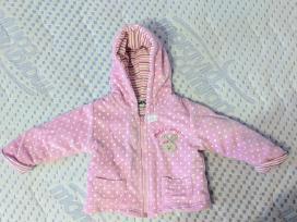Šilta striukė 3 mėn. mergaitei