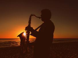 Saksofonistas, Saksofono muzika, Saksofonininkas - nuotraukos Nr. 18