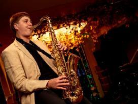 Saksofonistas, Saksofono muzika, Saksofonininkas - nuotraukos Nr. 9