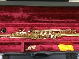 Saksofonas Yamaha. Selmer Yanagisawa