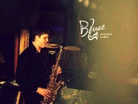 Saksofonistas, Saksofono muzika, Saksofonininkas - nuotraukos Nr. 22