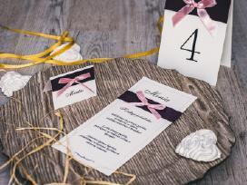 Stilingi vestuviniai kvietimai - nuotraukos Nr. 3