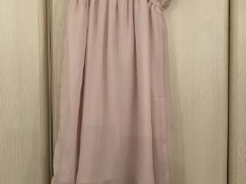 Rozine suknele mergaitems - nuotraukos Nr. 2
