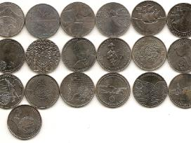 Portugalija 2.50 euro monetos