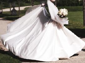 Nuostabi vestuvinė suknelė - nuotraukos Nr. 6