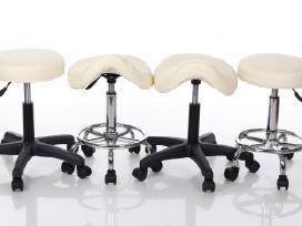 Masažuotojo kėdė Restpro® Round 1 cream - nuotraukos Nr. 2