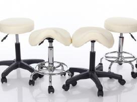 Masažuotojo kėdė Restpro® Round 1 cream - nuotraukos Nr. 4