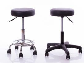 Masažuotojo kėdė Restpro® Round 2 black - nuotraukos Nr. 3