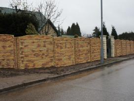 spalvoto betono tvora - nuotraukos Nr. 13
