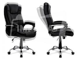 """Biuro kėdė """"Ambiente"""" ruda, juoda 84€ - nuotraukos Nr. 4"""
