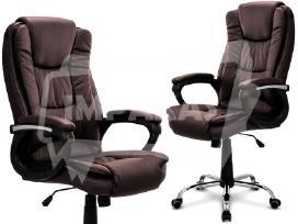 """Biuro kėdė """"Ambiente"""" ruda, juoda 84€"""