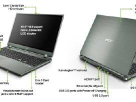 Parduodam dalimis Acer Aspire M5-581tg - nuotraukos Nr. 4