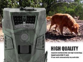 Medžiokline žvėrių stebėjimo vaizdo kamera