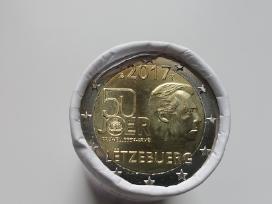 2017 Liuksemburgas 2 eur - (Military service)