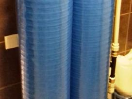 Vandens filtrai. vandens nugeležinimo filtras
