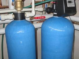 Vandens filtrai. vandens geležies šalinimo filtras - nuotraukos Nr. 2