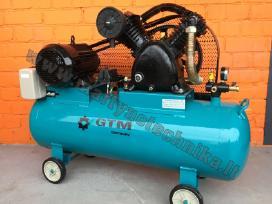 Oro kompresorius Gtm Trifazis intensyviems darbams