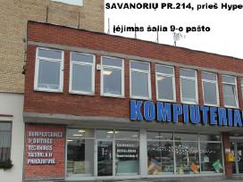 Garso, vaizdo, buitinės technikos remontas Kaunas