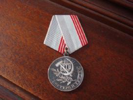 """Medalis """"veteran truda"""""""
