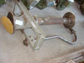 Elektros varikli, siurbli, rites, antenos stieba - nuotraukos Nr. 9