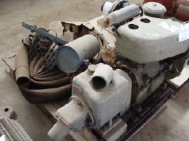 Elektros varikli, siurbli, rites, antenos stieba - nuotraukos Nr. 11
