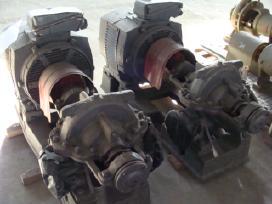 Elektros varikli, siurbli, rites, antenos stieba - nuotraukos Nr. 12