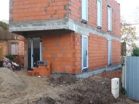 Fasadų šiltinimas renovacijos darbai - nuotraukos Nr. 5