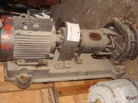 Elektros varikli, siurbli, rites, antenos stieba - nuotraukos Nr. 18