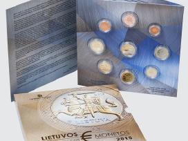 Rink.2018m, skirtas Litui ir senesni, 25lt monetos - nuotraukos Nr. 15