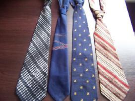 Įvairūs kaklaraiščiai