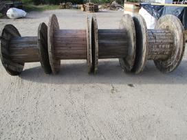 Elektros varikli, siurbli, rites, antenos stieba - nuotraukos Nr. 20
